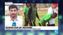 Africa Cup of Nations: Tunisia to face Nigeria in battle for third-place