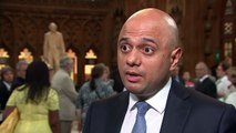 Javid: Abedi arrest 'important moment' for justice