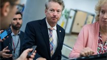 Trump To Work With Rand Paul On New Iran Deal