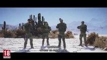 Ghost Recon Wildlands - Tráiler Mercenaries