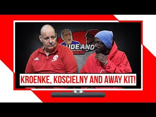 Reactions To Kroenke, Koscielny & The New Away Kit | Claude & Ty Show