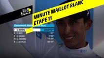 La minute Maillot Blanc Krys - Étape 11 - Tour de France 2019