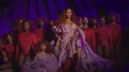 """Beyonce Shares Stunning Video For """"Spirit"""" From 'The Lion King'   Billboard News"""