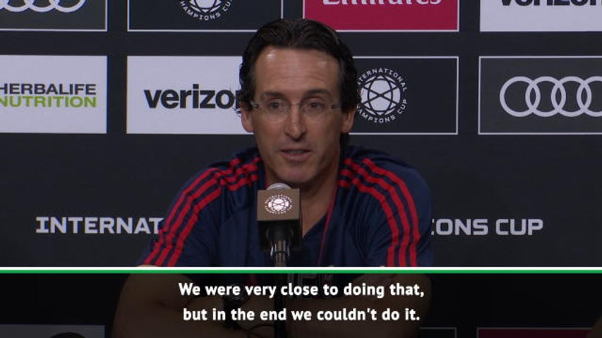 Top four will be difficult again - Emery