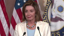 "Pelosi defends ""gentle"" resolution condemning Trump tweets"