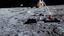 50 ans du premier homme sur la Lune