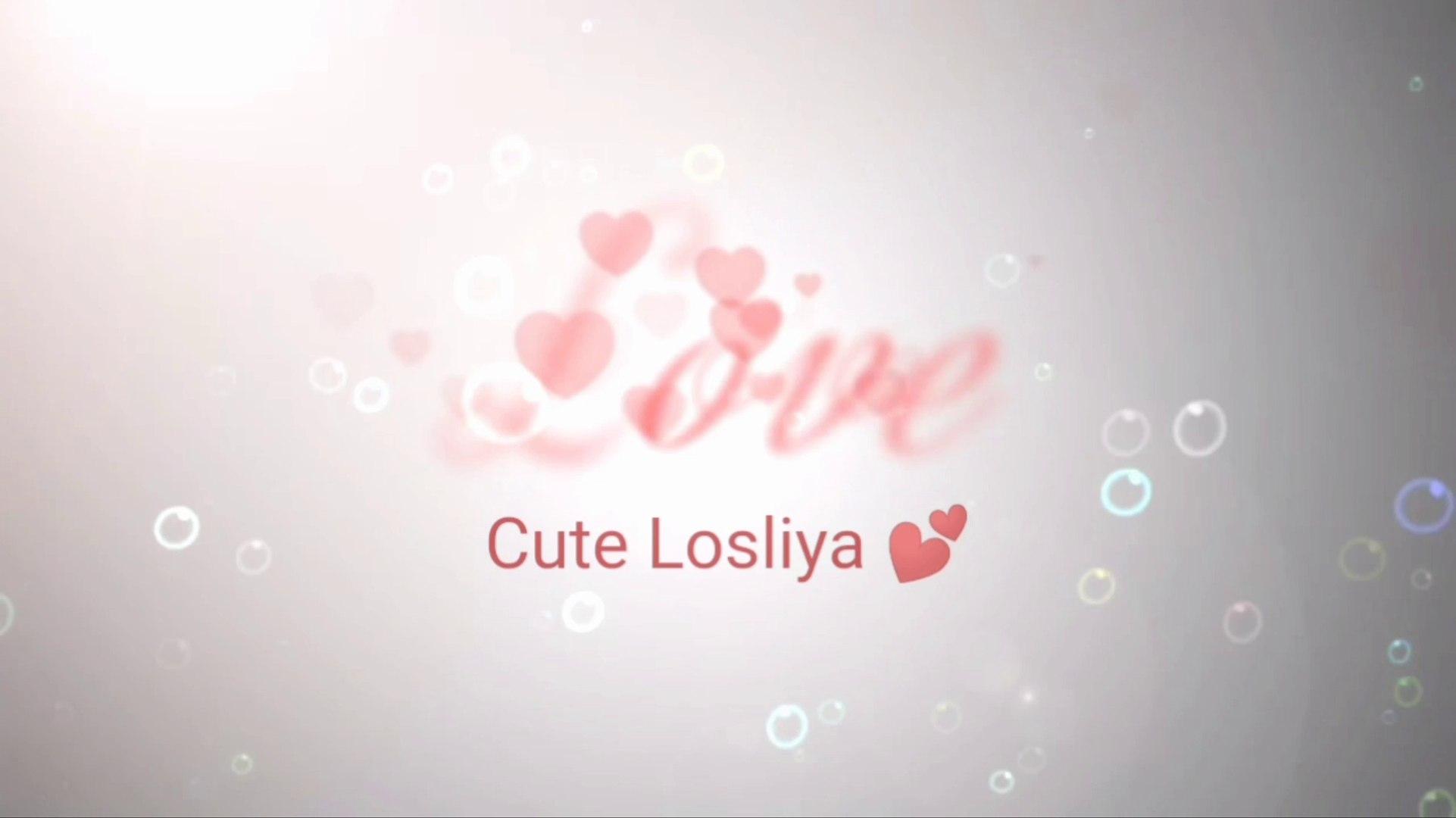 losliya WhatsApp status losliya WhatsApp status Tamil  losliya cute WhatsApp status