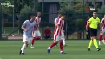 Beşiktaş, Pendikspor'u 2-1 yendi
