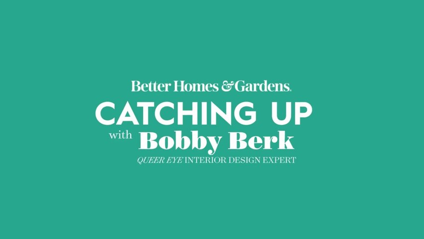 Catching Up With Bobby Berk