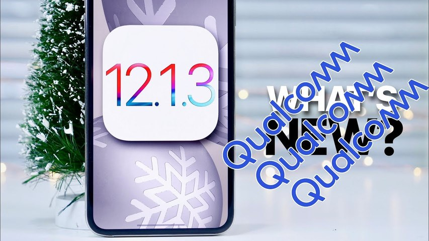 iOS 12.1.3 Beta 2 Released?? New Animations- (China)