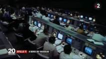 Apollo 11 : voyage entre la Terre et la Lune