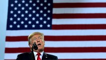 Trump preps for 2020 rally in North Carolina