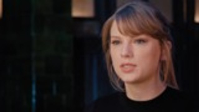 A First New Look at Taylor Swift in Upcoming 'Cats' Movie | THR News