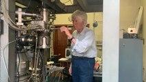 Giovanni de Maria, un chercheur italien à Apollo 11