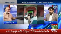 Kalbhushan Case Aur Hafiz Saeed Ki Giriftari , Mamla Kia Hai ?
