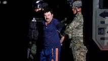 """إمبراطور المخدرات """"إل تشابو"""" سينهي حياته في السجن بقرار من محكمة أمريكية"""