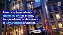 'El Chapo' to Serve Life in Prison