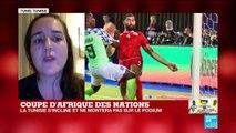 """CAN-2019 : """"Grosse déception pour les supporters tunisiens"""" après la défaite face au Nigeria (1-0)"""
