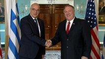 Grecia pide a EEUU que frene las prospecciones turcas en Chipre