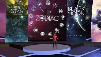 Virtual reality offers new experience to readers