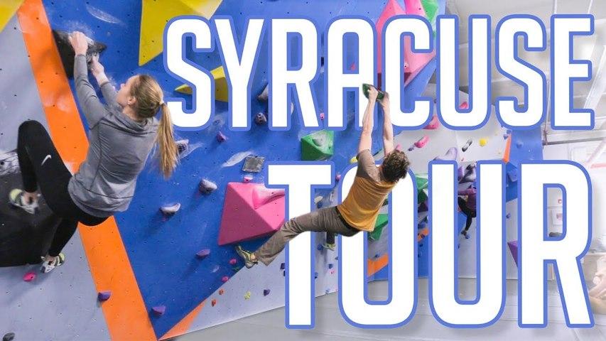 CRG Syracuse Tour
