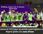 CAN 2019 - Le Nigéria sur le podium
