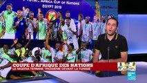 """CAN-2019 : La Tunisie 4ème """"c'est déjà très bien"""""""