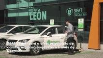 SEAT lanzará un servicio de carsharing para empresas y presenta en Madrid
