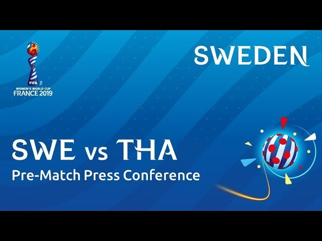Sweden - Pre-Match Press Conference