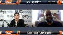 MLB Picks Thursday with Tony T and Tony Brown Sports Pick Info 7/18/2019