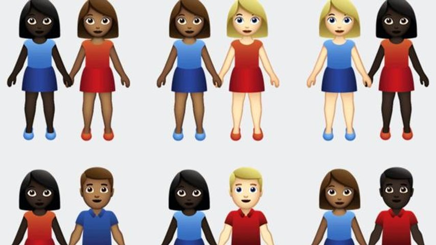 Apple, Google unveil new emojis