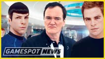 Quentin Tarantino's Star Trek Might Be His Final Movie