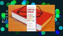 Carry On, Warrior: The Power of Embracing Your Messy, Beautiful Life  Best Sellers Rank : #3