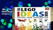 [MOST WISHED]  The Lego Ideas Book: Unlock Your Imagination
