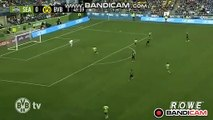Amazing Goal Alcacer (0-2) Seattle Sounders vs Borussia Dortmund