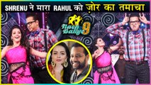 Nach Baliye 9 | Shrenu Parikh SLAPS Rahul Mahajan | Find Out Why