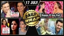 Kangana INSULTS Actresses, Deepika's Wish For Katrina, Malaika Arjun Old Look | Top 10 News