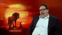 The Lion King - Exclusive Interview With Jon Favreau