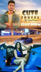 Cute Chhora | Vicky Thakur | Lamborghini | Latest Haryanvi Songs Haryanavi 2019