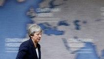 May alerta sobre la polarización en su último gran discurso como primera ministra