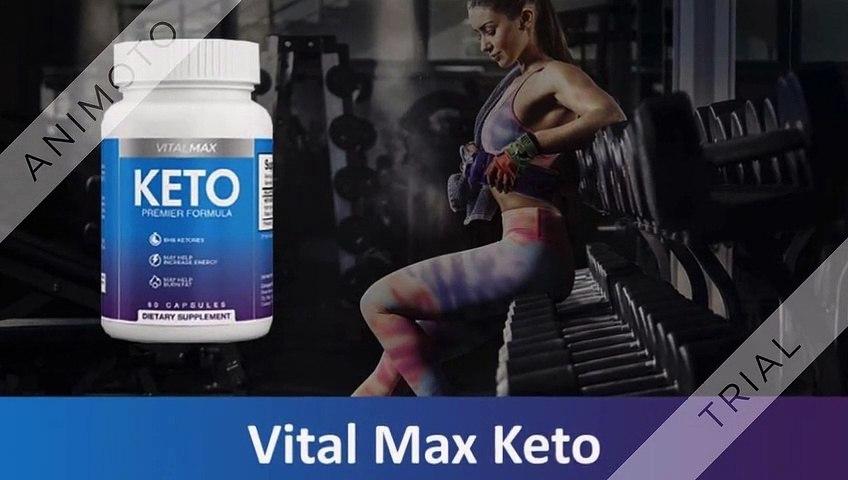 VitalMax Keto - Reduces The Fat Content Form The Body