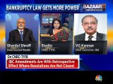 Think IBC amendments will calm issues that have risen due to NCLAT judgment, says Shardul Shroff