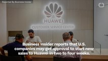 Will Trump Ease Sanctions On Huawei?