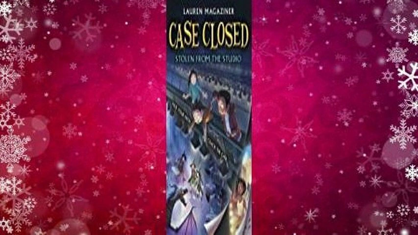 Full E-book  Case Closed #2: Stolen from the Studio  Review