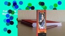 Full E-book  Michelle Yeoh (Martial Arts Masters)  Review