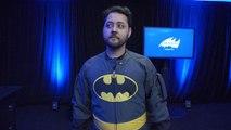 I was Batman