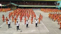 WATCH: Cebu inmates still dance to Michael Jackson hits