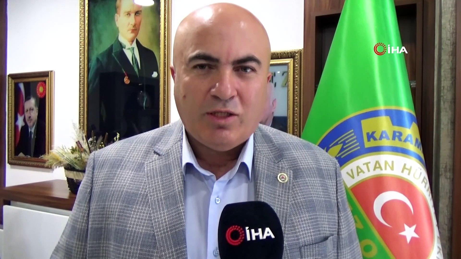 Karaman'da 'Karadrina' kurdu alarmı