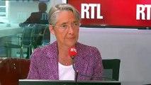 """Élisabeth Borne indique avoir """"la même vision"""" de l'écologie que Ségolène Royal"""