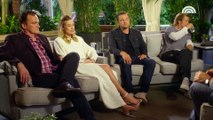 See Full Interview With 'Once Upon A Time In Hollywood' Cast On TODAY